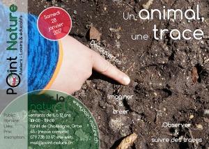 2017.01.28 Un animal, une trace A4