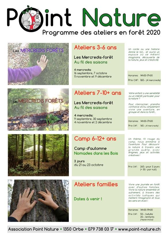 Programme 2020-2